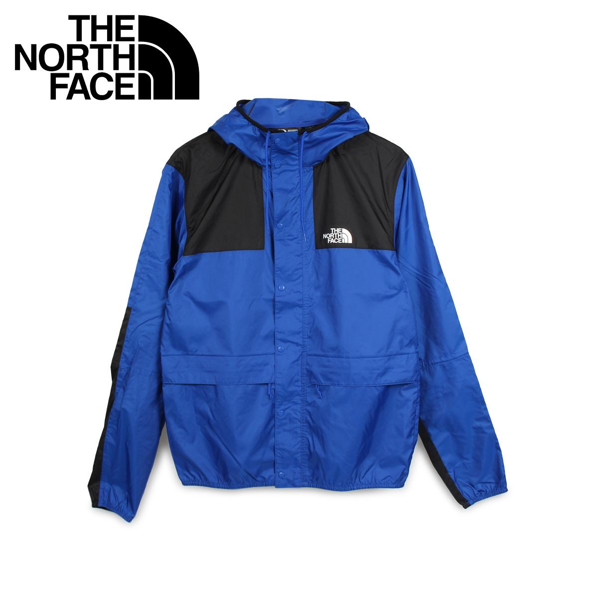 THE NORTH FACE ノースフェイス ジャケット マウンテンジャケット メンズ MENS 1985 SEASONAL MOUNTAIN JACKET ブルー T0CH37