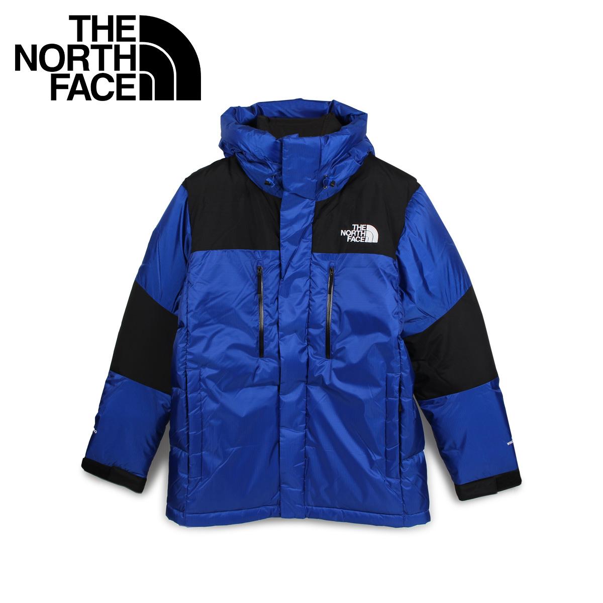 THE NORTH FACE ノースフェイス ジャケット ダウンジャケット ヒマラヤン メンズ MENS ORIGINAL HIMALAYAN WINDSTOPPER DOWN ブルー T93L2L