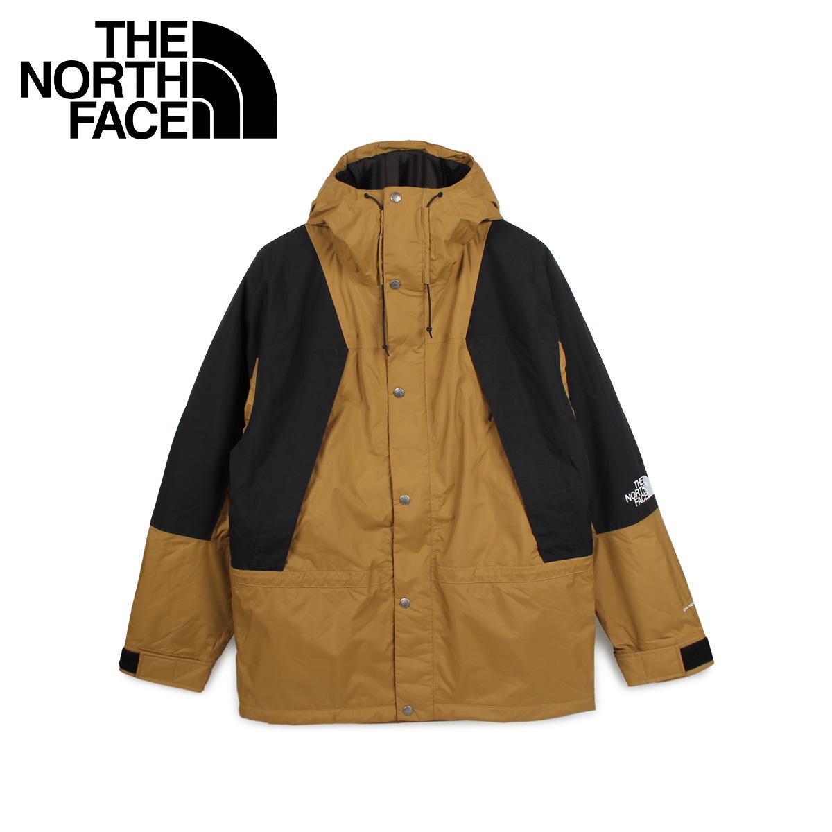 THE NORTH FACE ノースフェイス ジャケット マウンテンジャケット メンズ MENS MOUNTAIN LIGHT DRYVENT INSULATED JACKET カーキ T93XY5