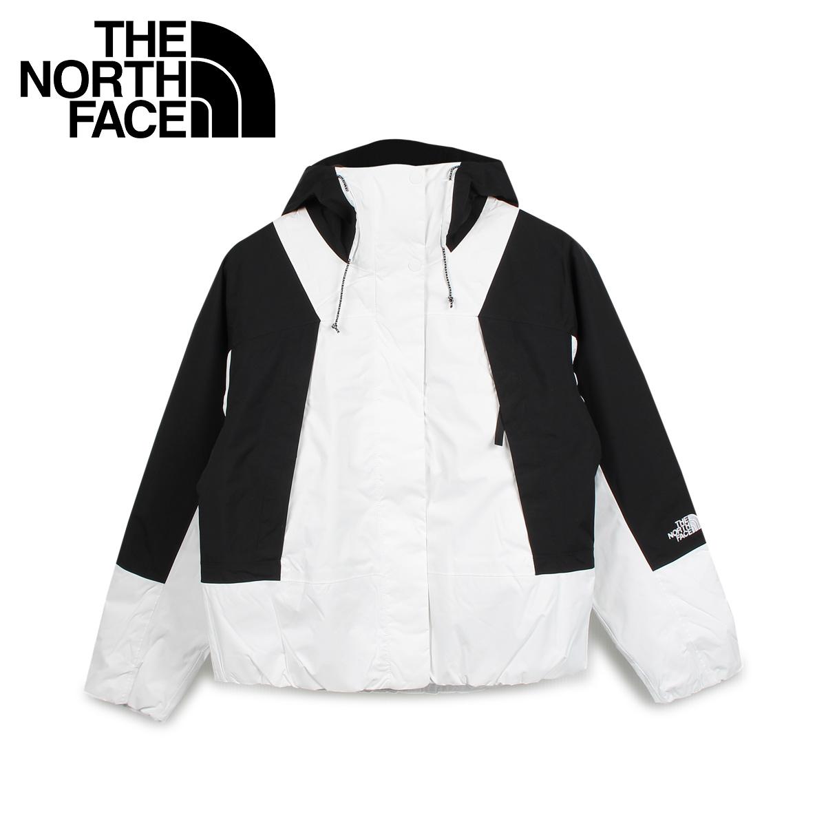 THE NORTH FACE ノースフェイス ジャケット マウンテンジャケット レディース WOMENS MOUNTAIN LIGHT DRYVENT JACKET ホワイト 白 T93Y12