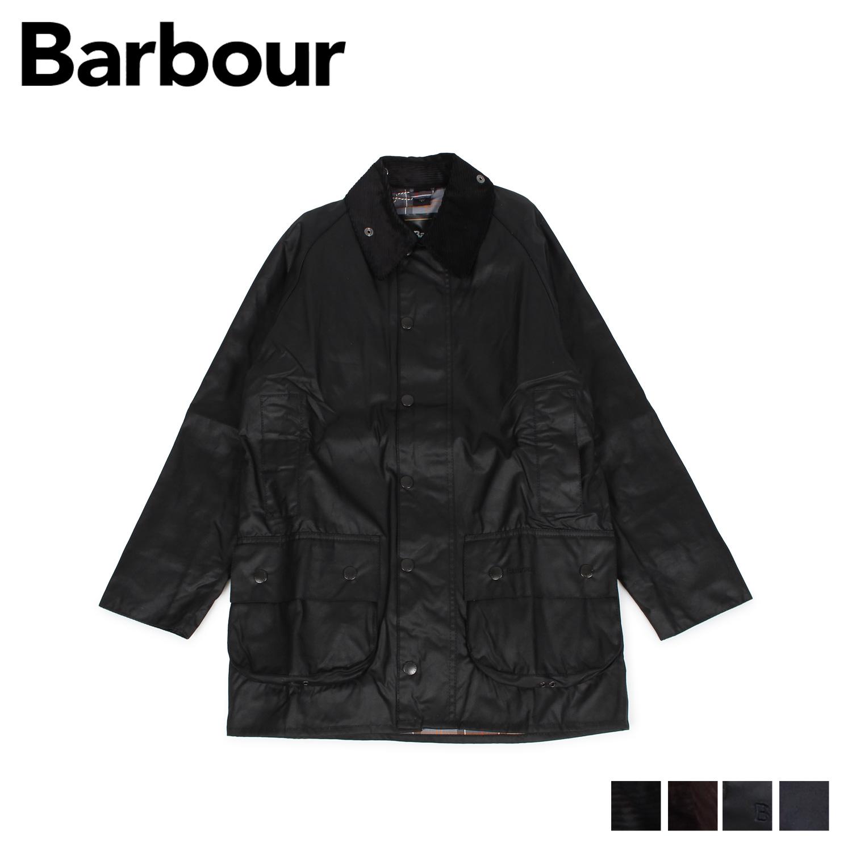 バブアー Barbour ジャケット オイルドジャケット ワックス メンズ BEAUFORT WAX JACKET ブラック グリーン 黒 MWX0017