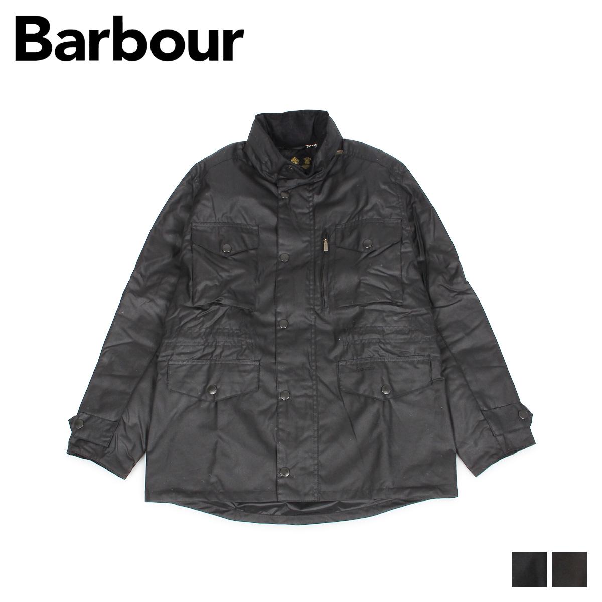 バブアー Barbour ジャケット オイルドジャケット ワックス メンズ SAPPER WAX JACKET ブラック オリーブ 黒 MWX0020