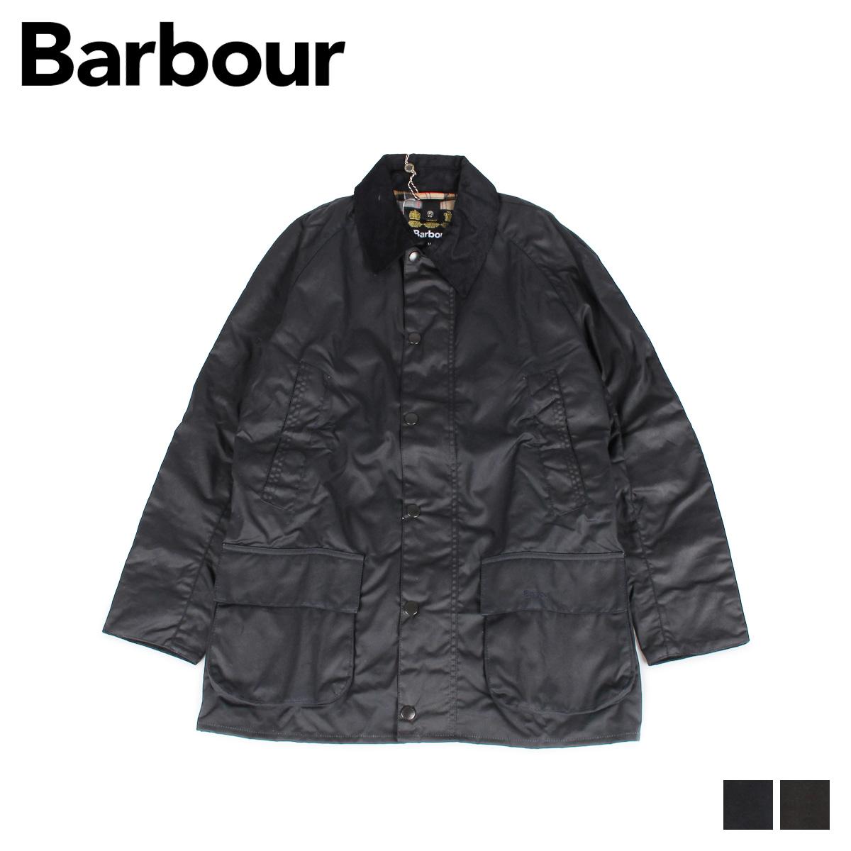 バブアー Barbour ジャケット オイルドジャケット ワックス メンズ BRISTOL WAX JACKET ネイビー オリーブ MWX0086