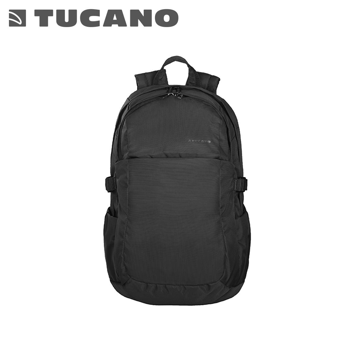 ツカーノ TUCANO リュック バッグ バックパック メンズ レディース BRAVO ブラック 黒 BKBRA