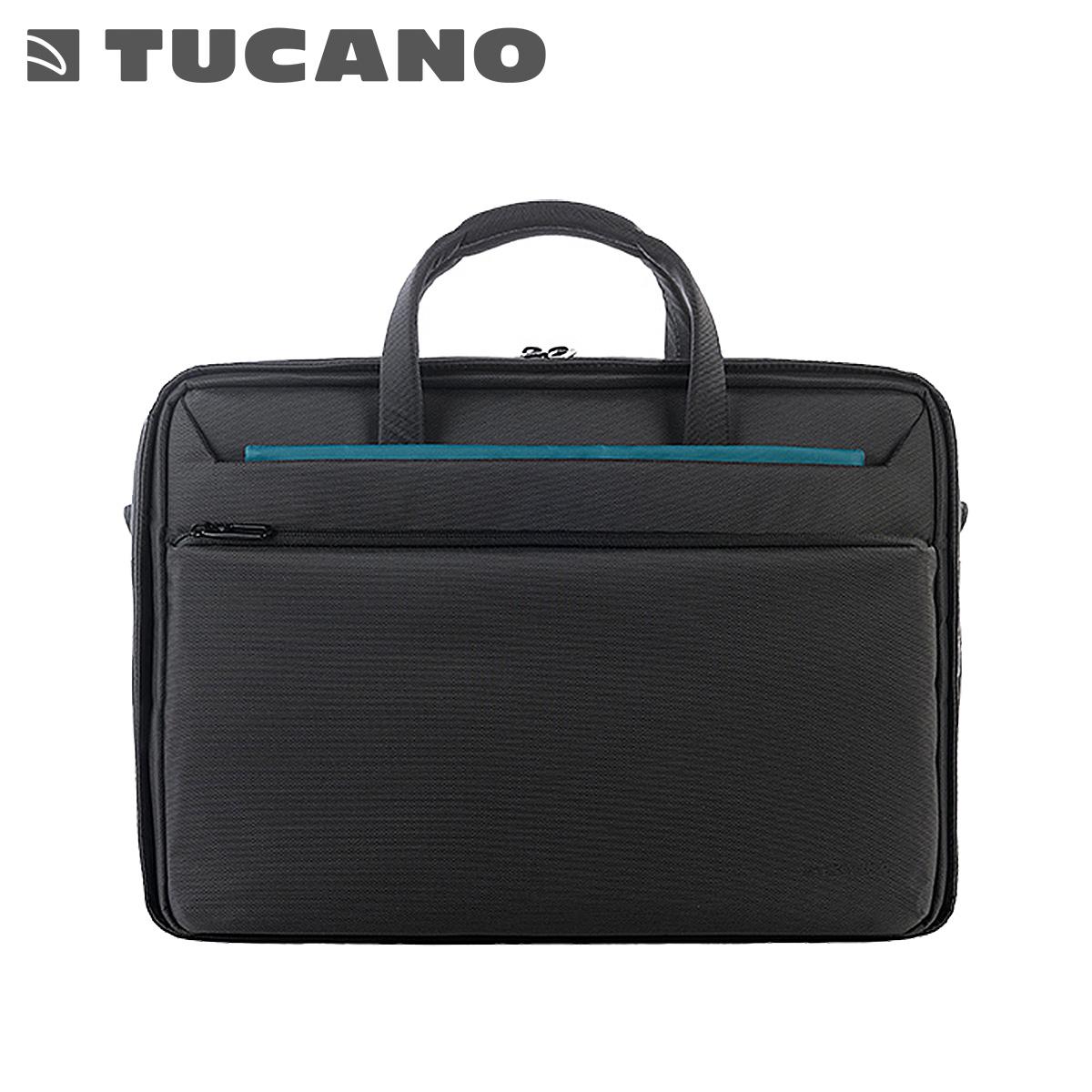 ツカーノ TUCANO バッグ ビジネスバッグ ブリーフケース ショルダー メンズ レディース WORK OUT 3 ブラック 黒 WO3U-MB15