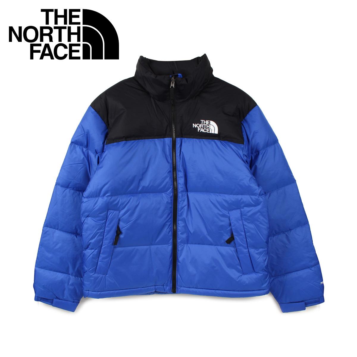 THE NORTH FACE ノースフェイス ジャケット ダウンジャケット レトロ ヌプシ メンズ 1996 RETRO NUPTSE JACKET ブルー NF0A3C8D