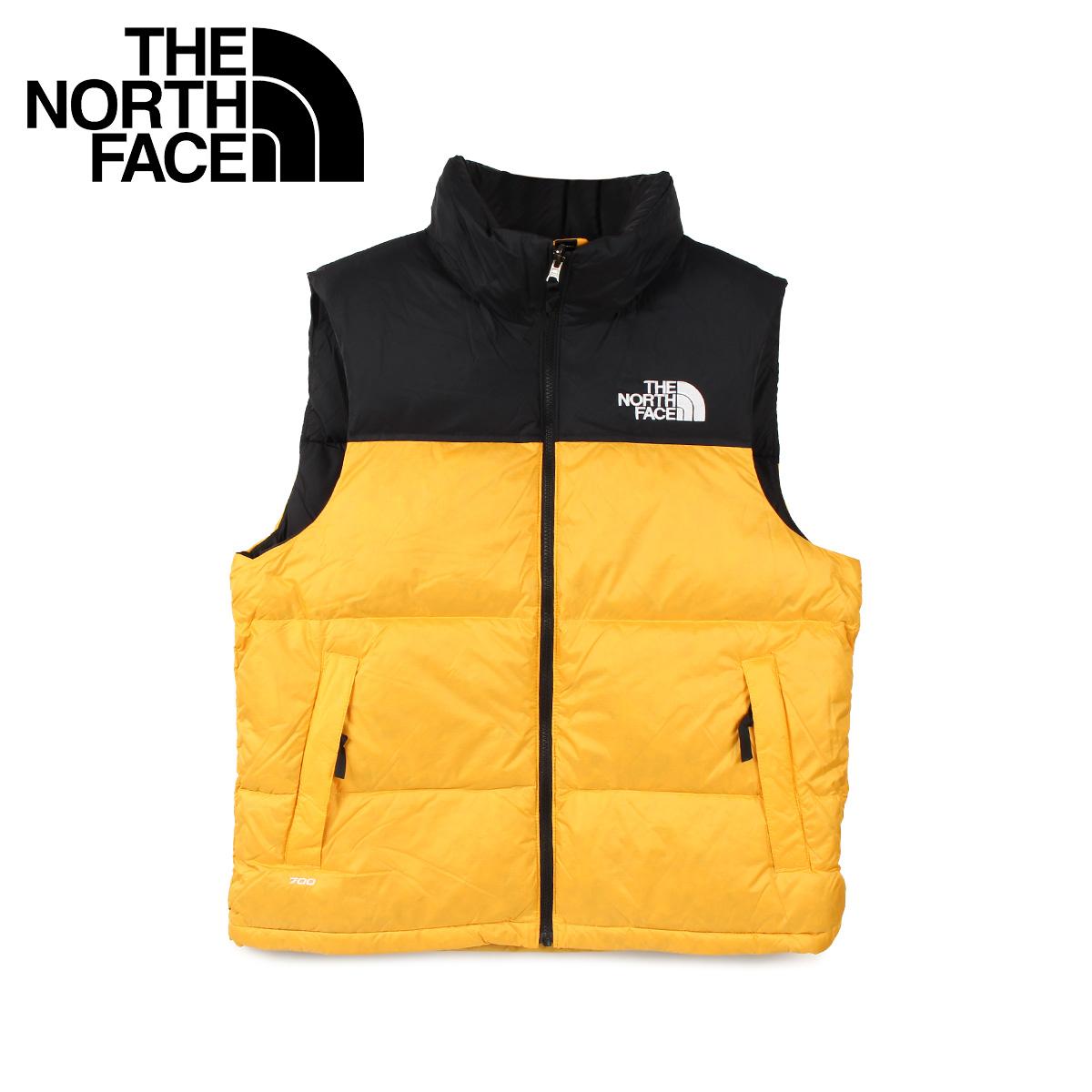 THE NORTH FACE ノースフェイス ダウンベスト ベスト レトロ ヌプシ メンズ 1996 RETRO NUPTSE VEST イエロー NF0A3JQQ