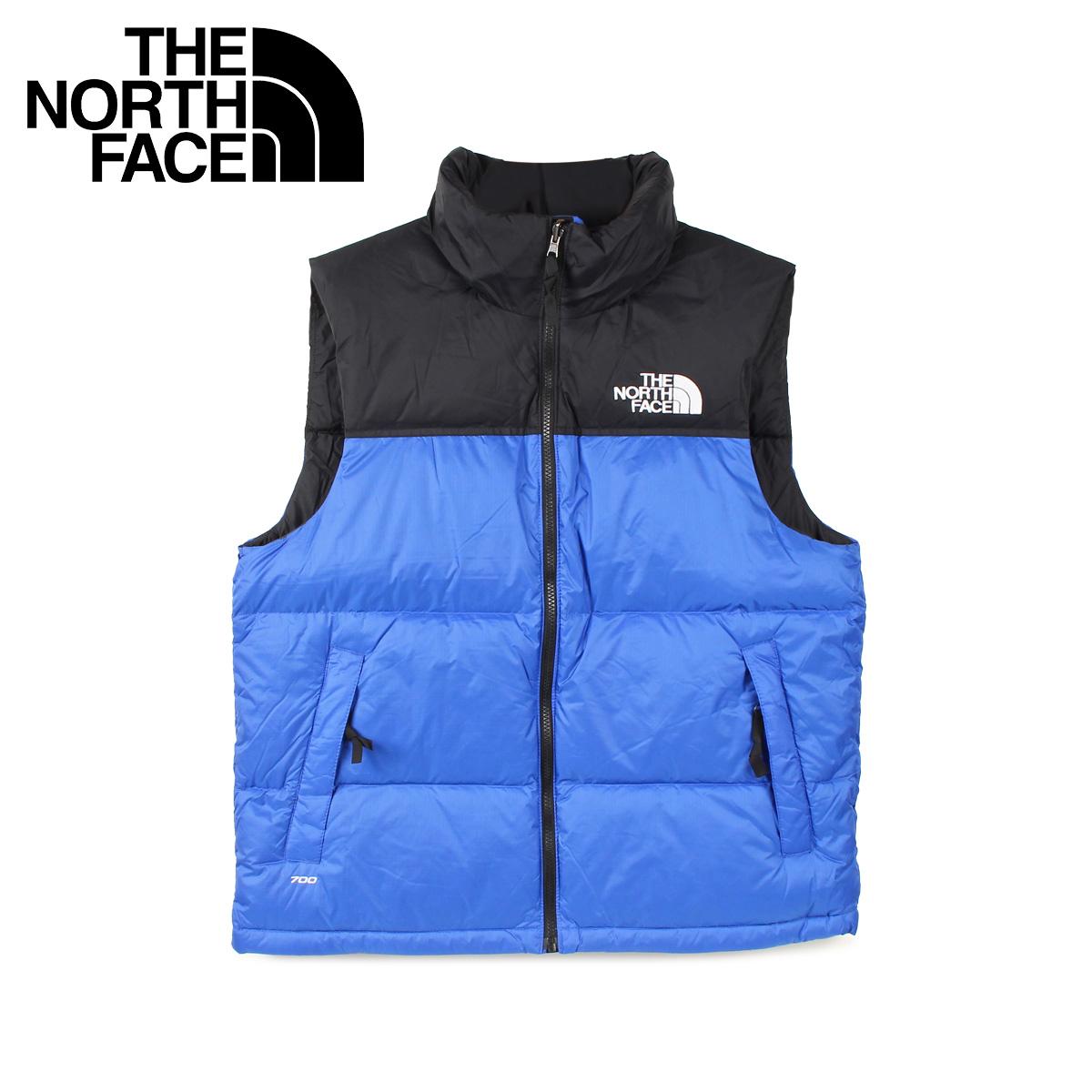 THE NORTH FACE ノースフェイス ダウンベスト ベスト レトロ ヌプシ メンズ 1996 RETRO NUPTSE VEST ブルー NF0A3JQQ