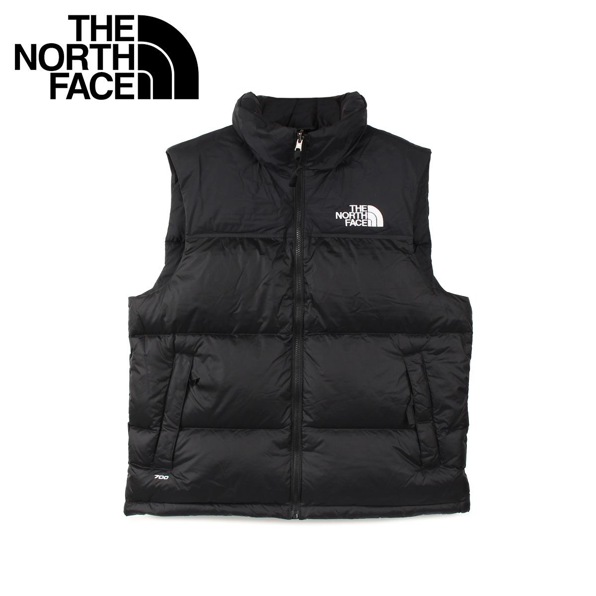 THE NORTH FACE ノースフェイス ダウンベスト ベスト レトロ ヌプシ メンズ 1996 RETRO NUPTSE VEST ブラック 黒 NF0A3JQQ