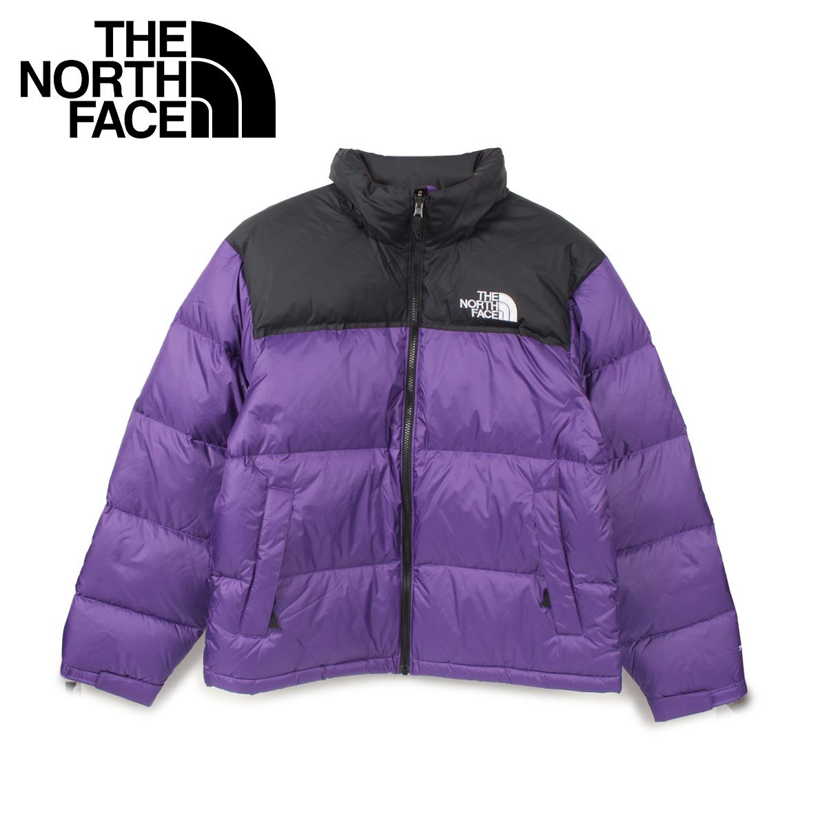 THE NORTH FACE ノースフェイス 1996 RETRO NUPTSE ジャケット ダウンジャケット メンズ DOWN JACKET パープル T93C8D