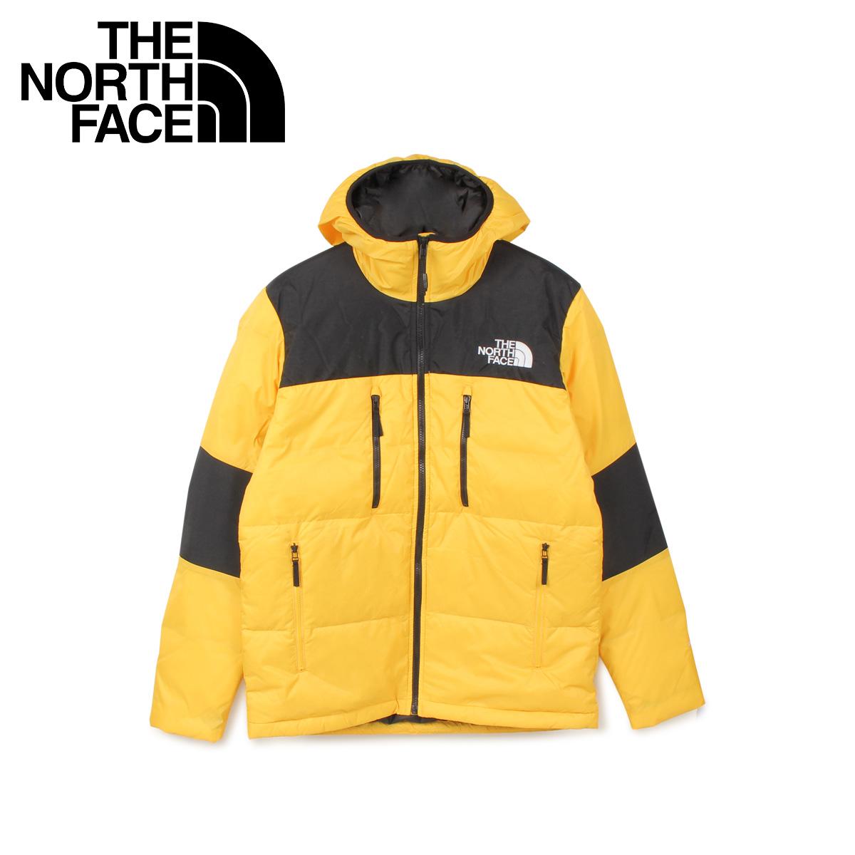 THE NORTH FACE ノースフェイス ジャケット ダウンジャケット メンズ DOWN JACKET イエロー T93OED