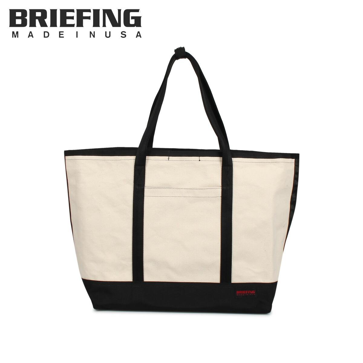 BRIEFING ブリーフィング コンビ トート バッグ トートバッグ メンズ COMBI TOTE L ブラック 黒 181304
