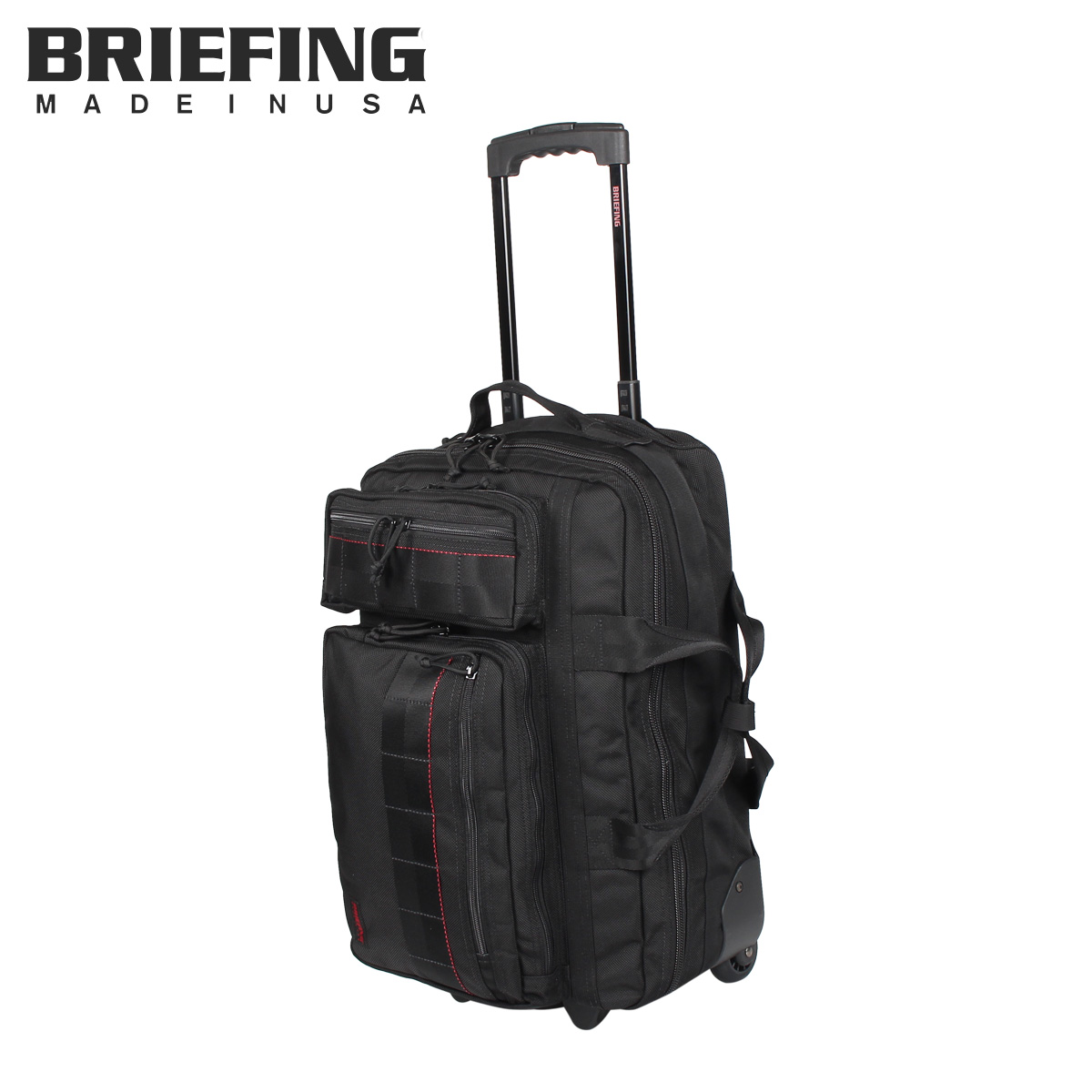 【最大600円OFFクーポン】BRIEFING ブリーフィング バッグ スーツケース キャリーバッグ メンズ T-3 ブラック 黒 181501