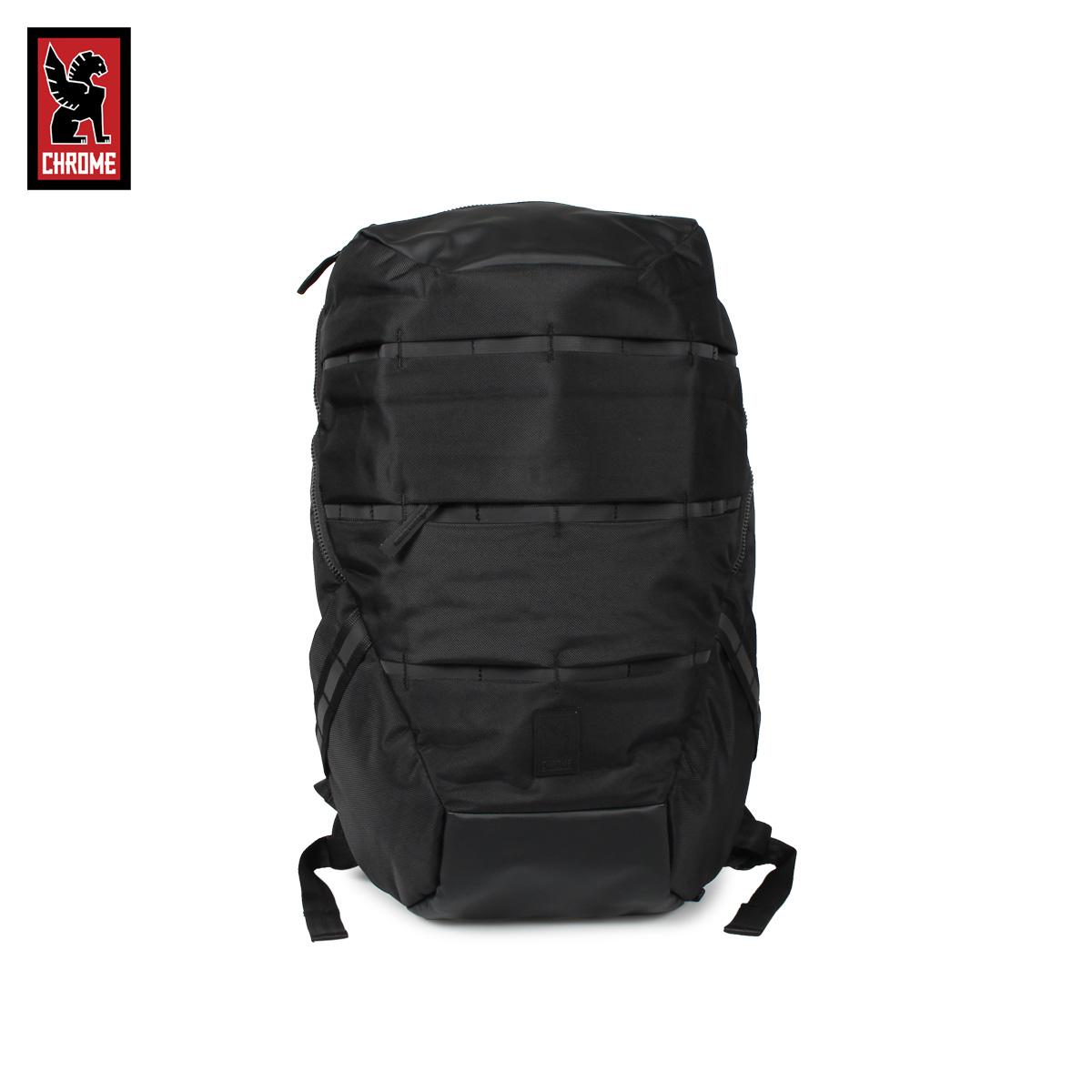 CHROME クローム ビジル パック リュック バッグ バックパック メンズ レディース MAZER VIGIL PACK ブラック 黒 BG-280