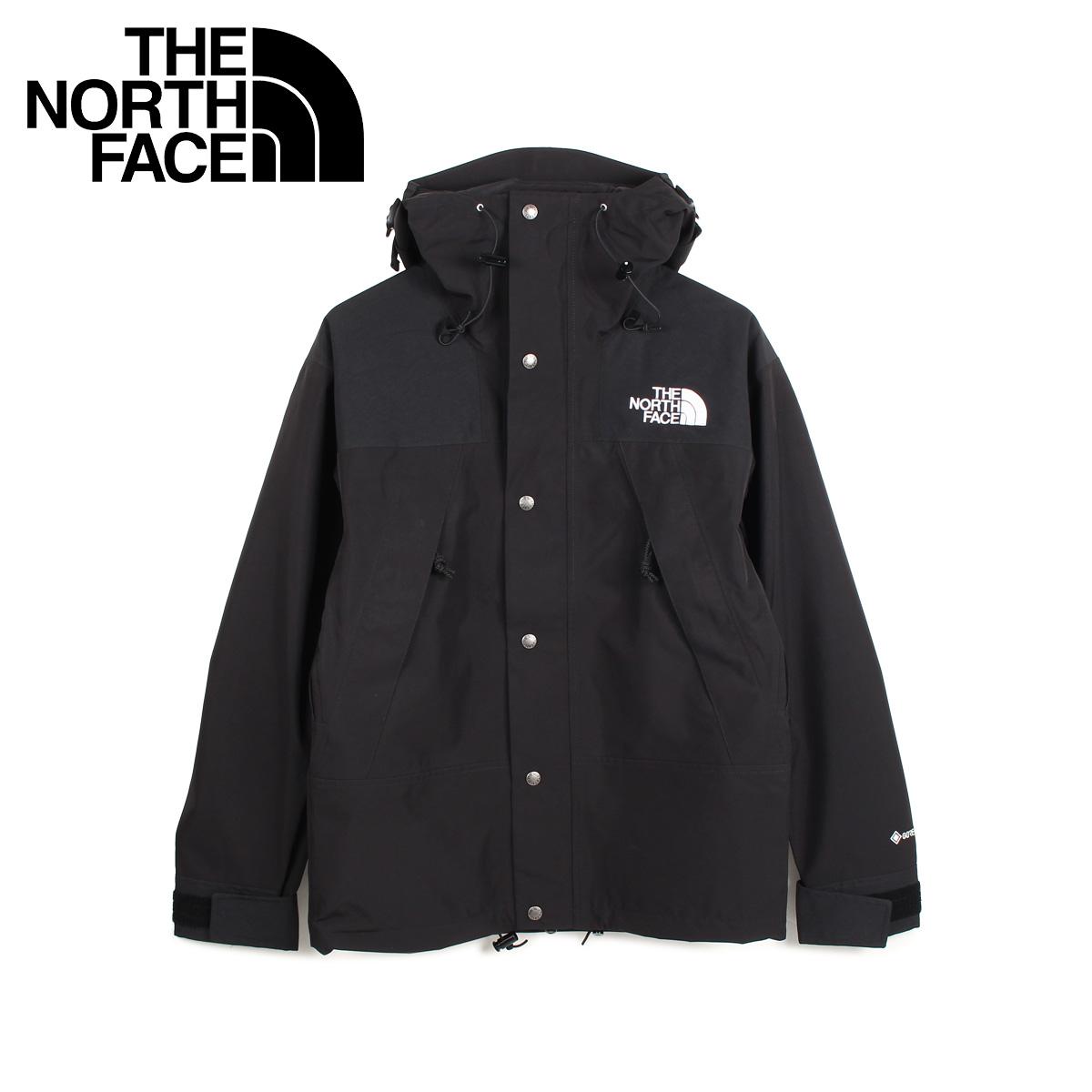 THE NORTH FACE ノースフェイス ジャケット マウンテンジャケット メンズ ゴアテックス 1990 MOUNTAIN JACKET GTX 2 ブラック 黒 NF0A3XEJ