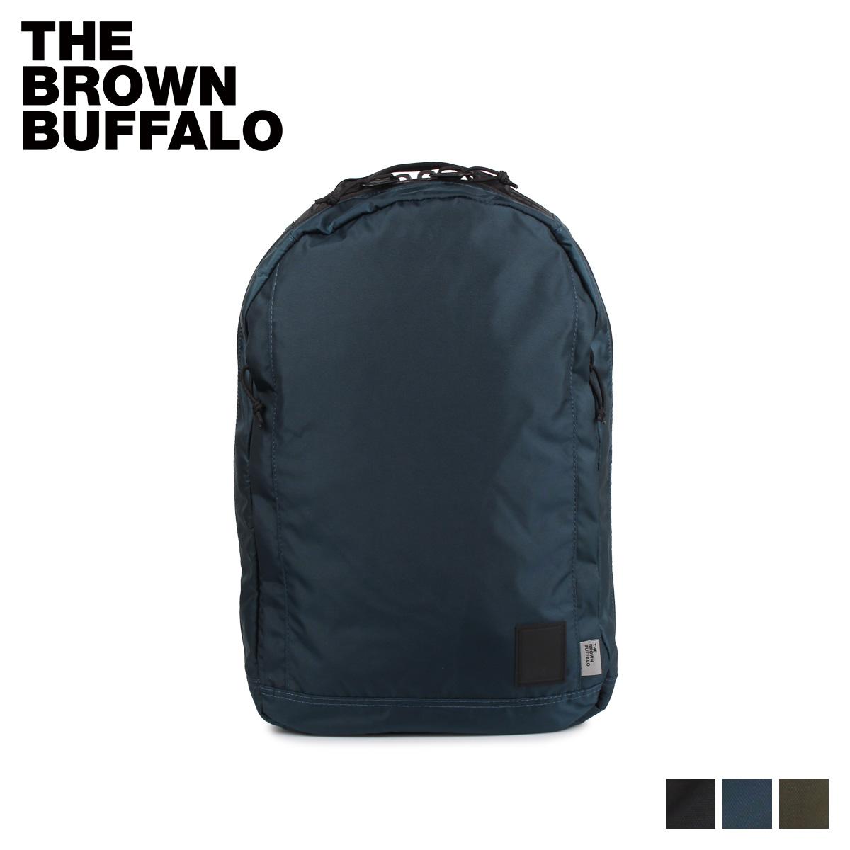 ザブラウンバッファロー THE BROWN BUFFALO リュック バックパック メンズ レディース CONCEAL BACKPACK ブラック ベージュ ネイビー オリーブ 黒 F18CP420D [5/4 追加入荷]