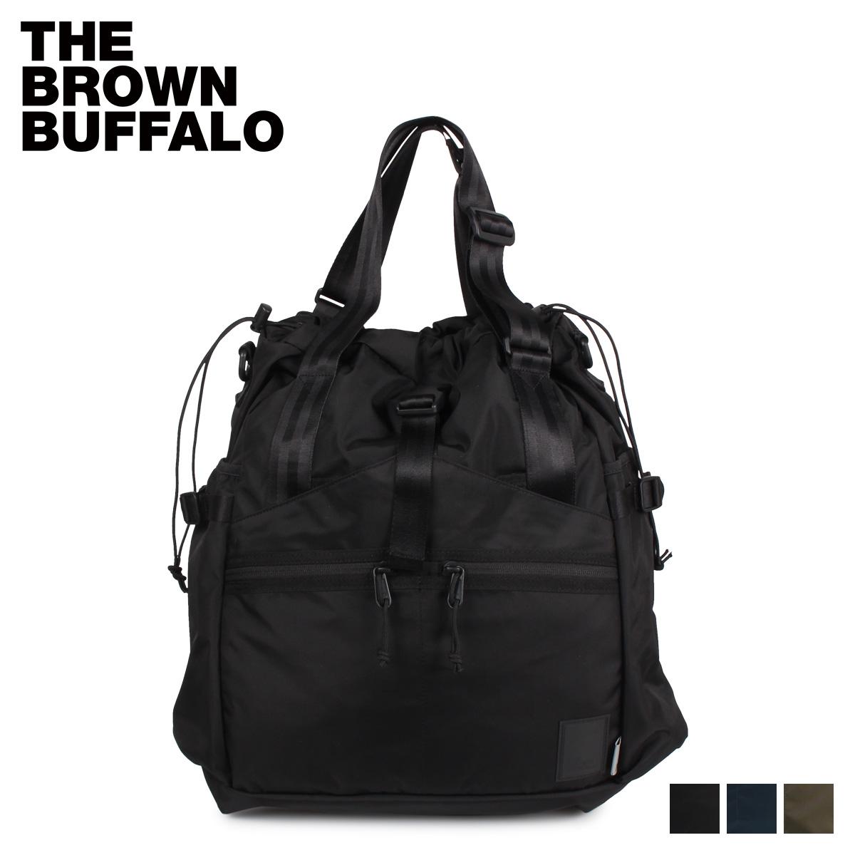 ザブラウンバッファロー THE BROWN BUFFALO リュック バックパック メンズ レディース HELMET BACKPACK ブラック ネイビー オリーブ 黒 S19HELM420 [5/4 追加入荷]