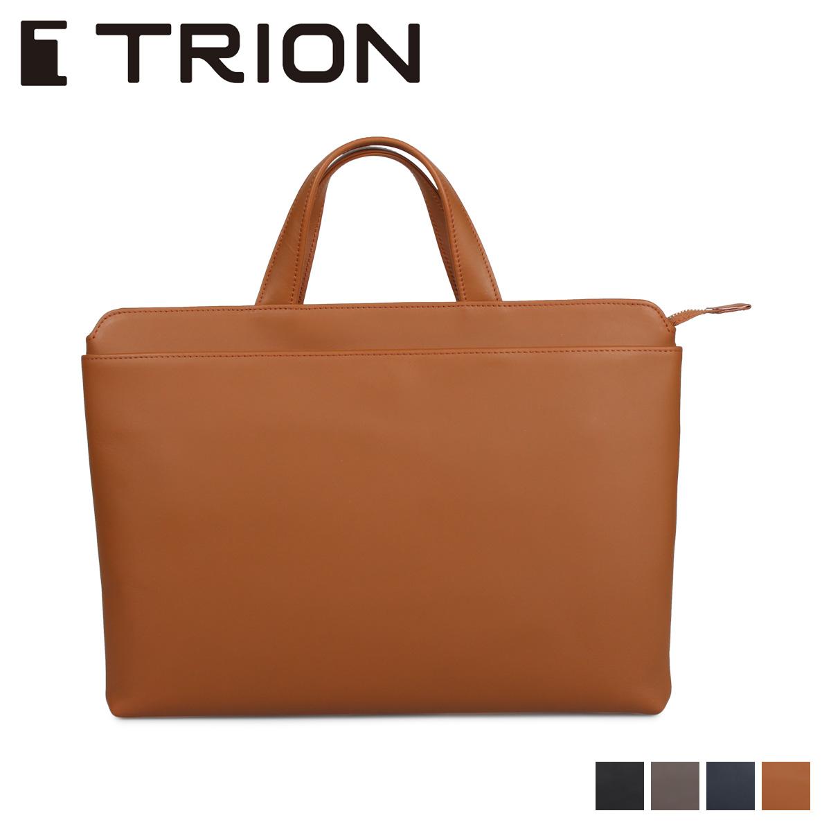 TRION トライオン バッグ ビジネスバッグ ブリーフケース メンズ DOCUMENT ブラック ダーク グレー ネイビー ダーク ブラウン 黒 SA122