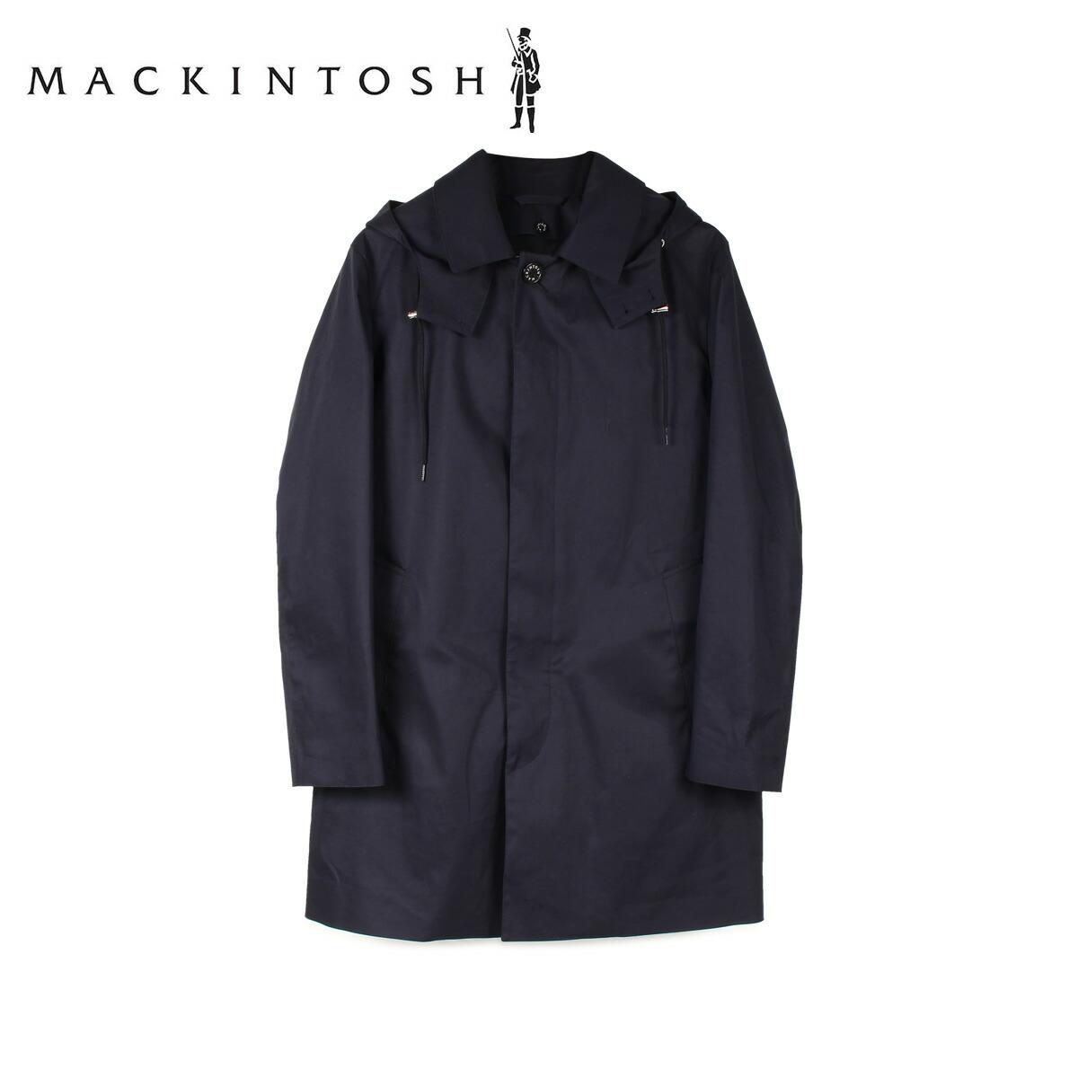 Mackintosh マッキントッシュ ダヌーン フード コート ダウンコート メンズ DUNOON HOOD ネイビー GM-1004FD