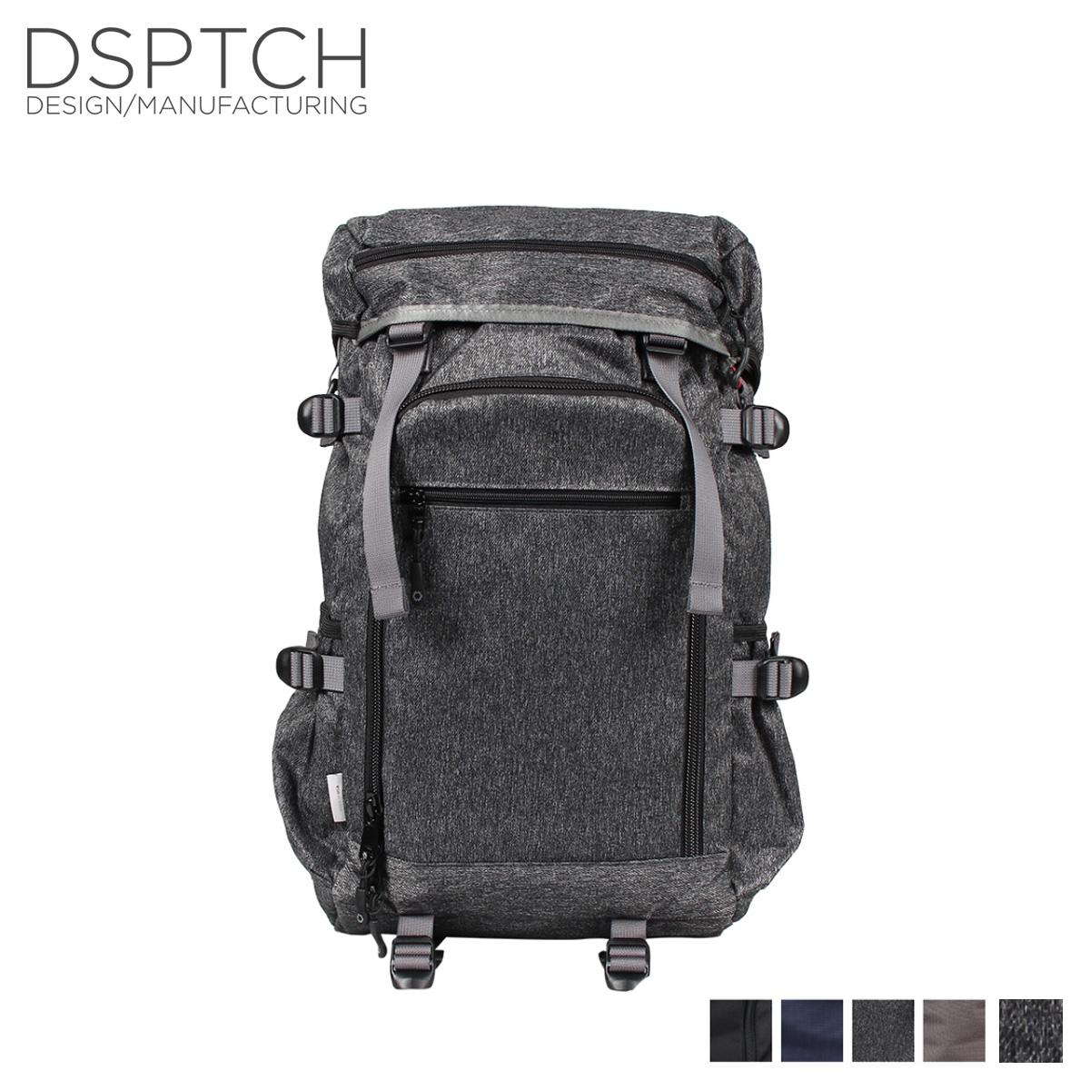【送料無料】 【あす楽対応】 ディスパッチ DSPTCH バックパック ディスパッチ DSPTCH バッグ リュック バックパック メンズ レディース RUCKPACK 25L PCK-RP