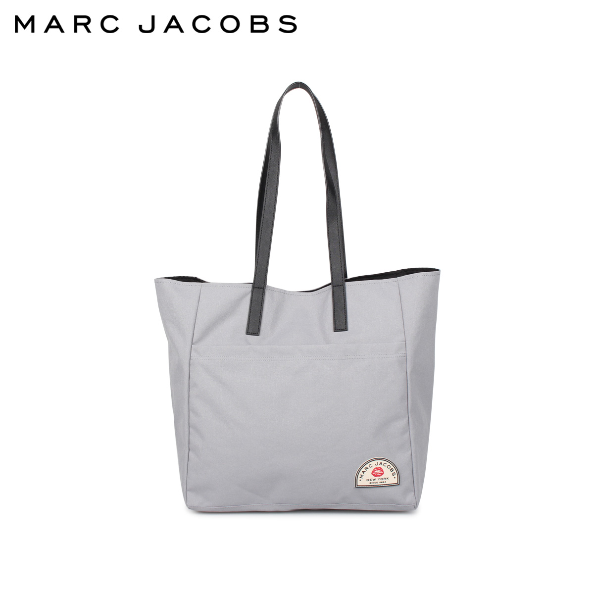 MARC JACOBS マークジェイコブス バッグ トートバッグ レディース TOTE BAG グレー M0015409-041