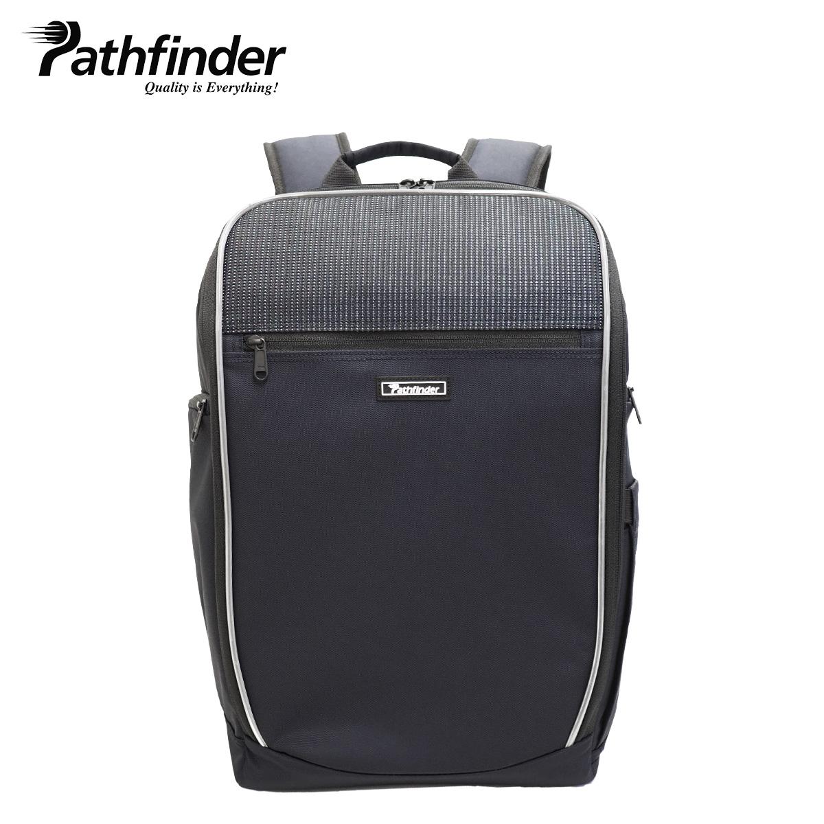 Pathfinder パスファインダー アベンジャー2 コンフォートバックパック リュック バッグ バックパック メンズ AVENGER 2 COMFORT BACKPACK ブラック 黒 PF1903B