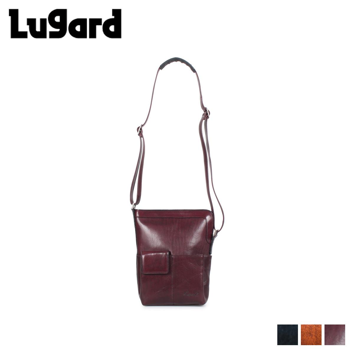 Lugard ラガード 青木鞄 ジースリー バッグ ショルダーバッグ メンズ G3 SHOULDER BAG ネイビー ブラウン ボルドー 5215 [4/23 追加入荷]