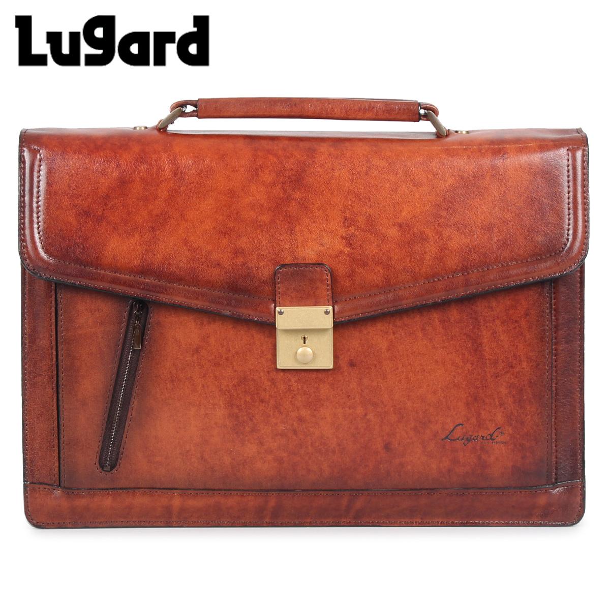 Lugard ラガード 青木鞄 ジースリー バッグ ビジネスバッグ メンズ G3 BUSINESS BAG ブラウン 5219