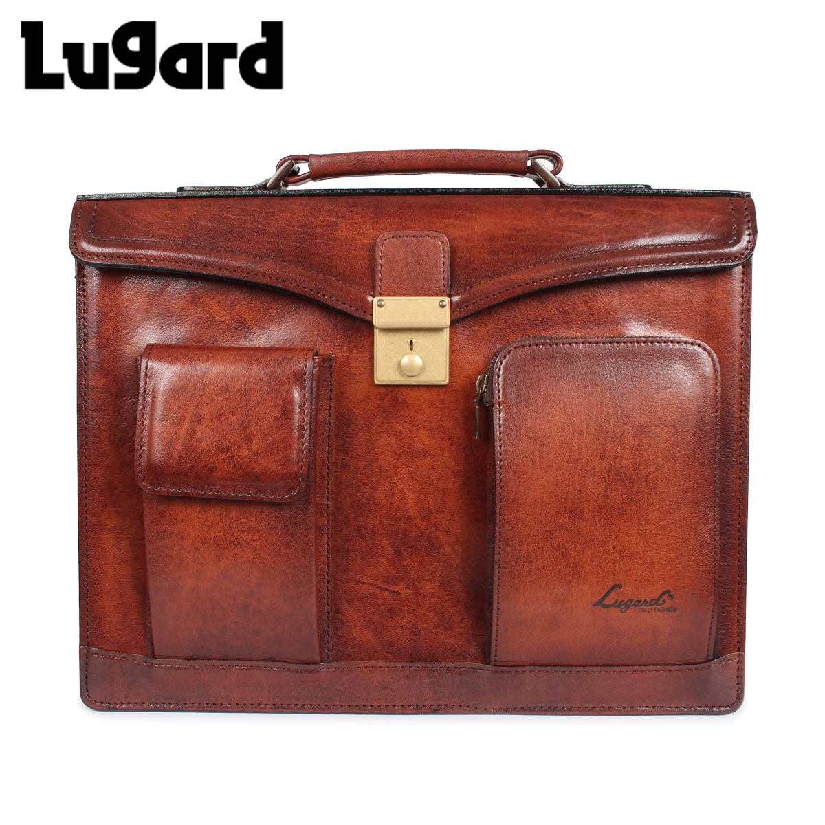 Lugard ラガード 青木鞄 バッグ ビジネスバッグ ブリーフケース G3 BUSINESS BAG メンズ ジースリー 2WAY ブラウン 5222