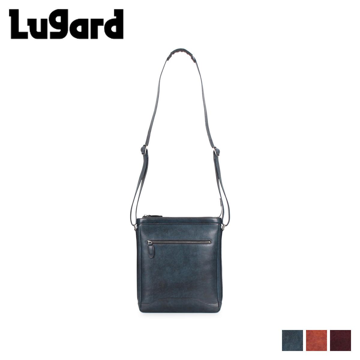 Lugard ラガード 青木鞄 ジースリー バッグ ショルダーバッグ メンズ G3 SHOULDER BAG ネイビー ブラウン ボルドー 5227