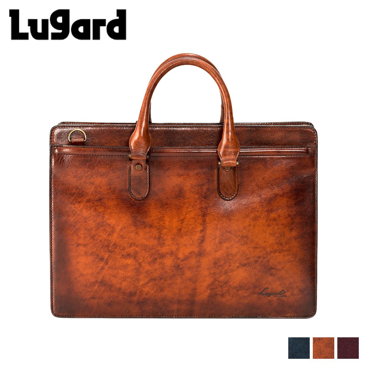 Lugard ラガード 青木鞄 ジースリー バッグ ビジネスバッグ メンズ ラウンド G3 BUSINESS BAG ネイビー ブラウン ボルドー 5228