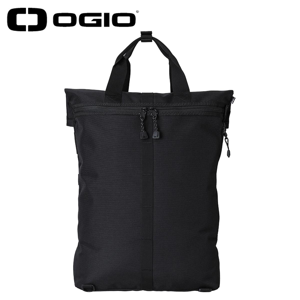 OGIO オジオ リュック バッグ バックパック トートバッグ ビジネス メンズ 20L CORE CONVOY 2WAY TOTE 20 JM ブラック 黒 5920159OG