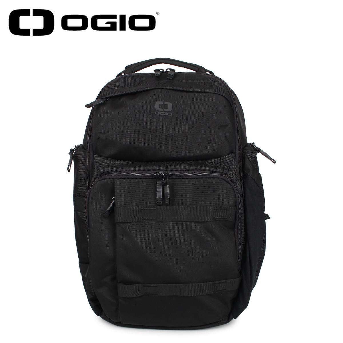 OGIO オジオ リュック バッグ バックパック メンズ レディース 25L PACE 25 BACKPACK ブラック 黒 5920192OG