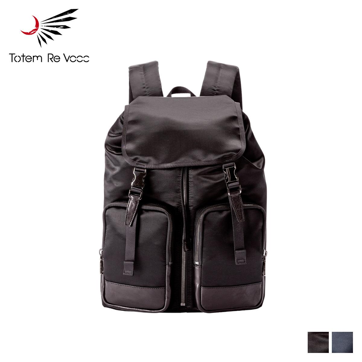 トーテムリボー Totem Re Vooo リュック バッグ バックパック メンズ 豊岡鞄 TWINKLE ブラック ネイビー 黒 TRV0802