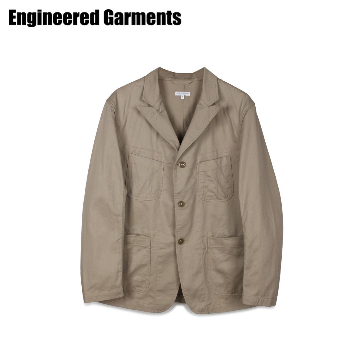 ENGINEERED GARMENTS エンジニアドガーメンツ ジャケット ベッドフォードジャケット メンズ BEDFORD JACKET ベージュ 20S1D005
