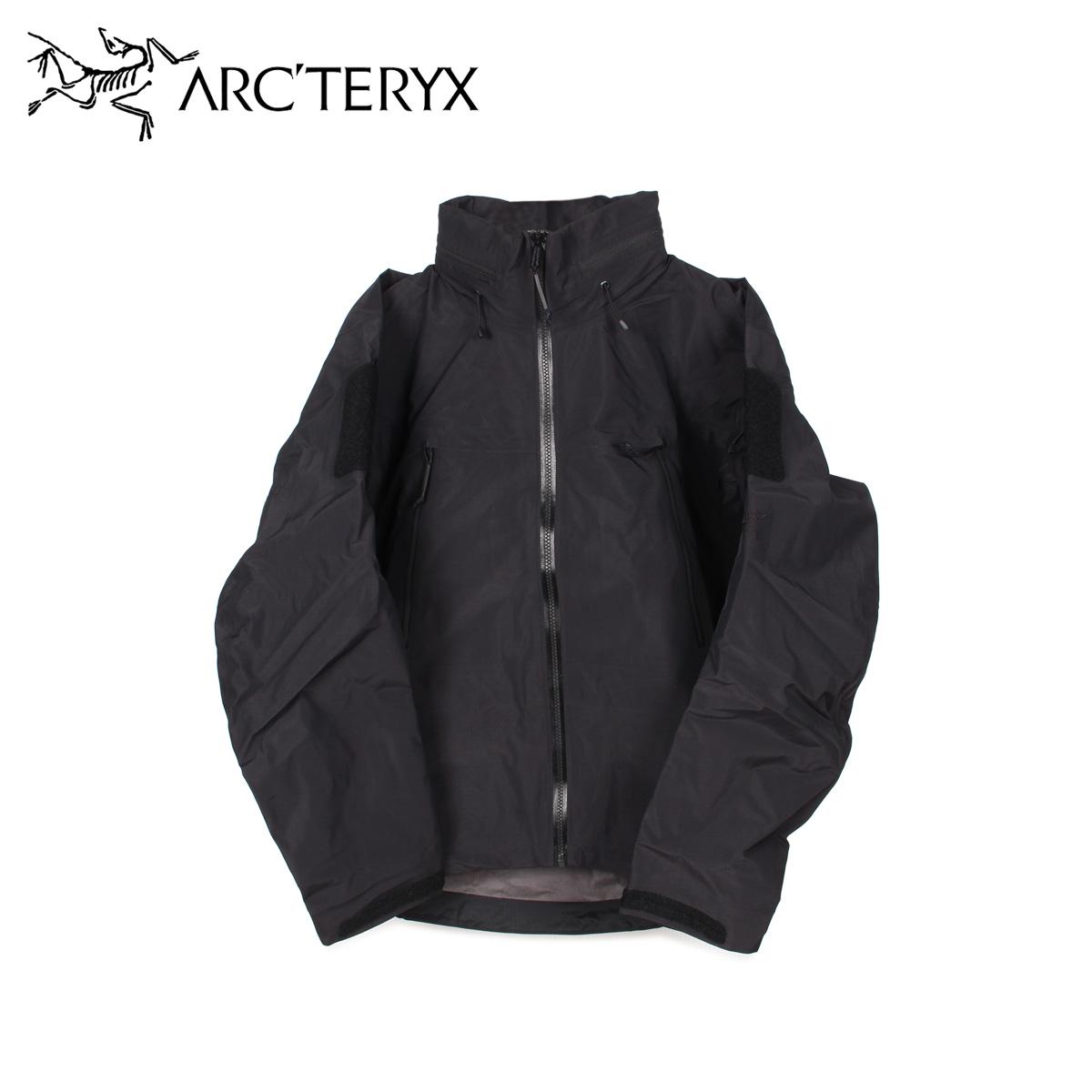 アークテリクス リーフ ARCTERYX LEAF ジャケット マウンテンパーカー アルファ メンズ ALPHA JACKET MENS GEN2 ブラック 黒 18863
