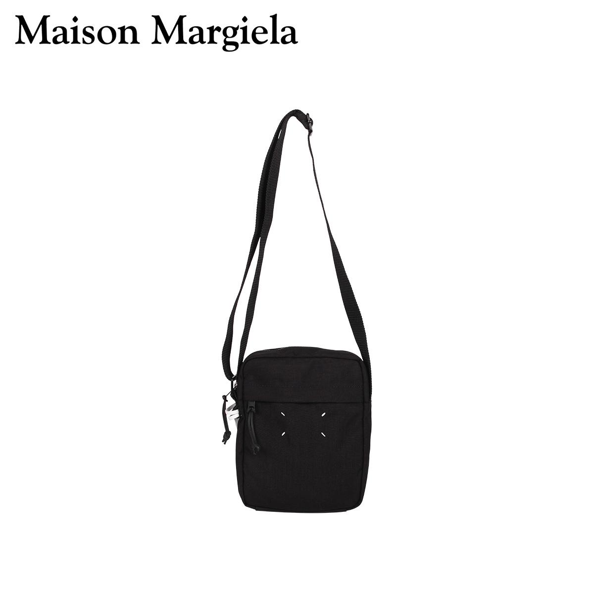MAISON MARGIELA メゾンマルジェラ バッグ ショルダーバッグ メンズ レディース SHOLDER BAG ブラック 黒 S55WG0056-T8013 [3/4 新入荷]