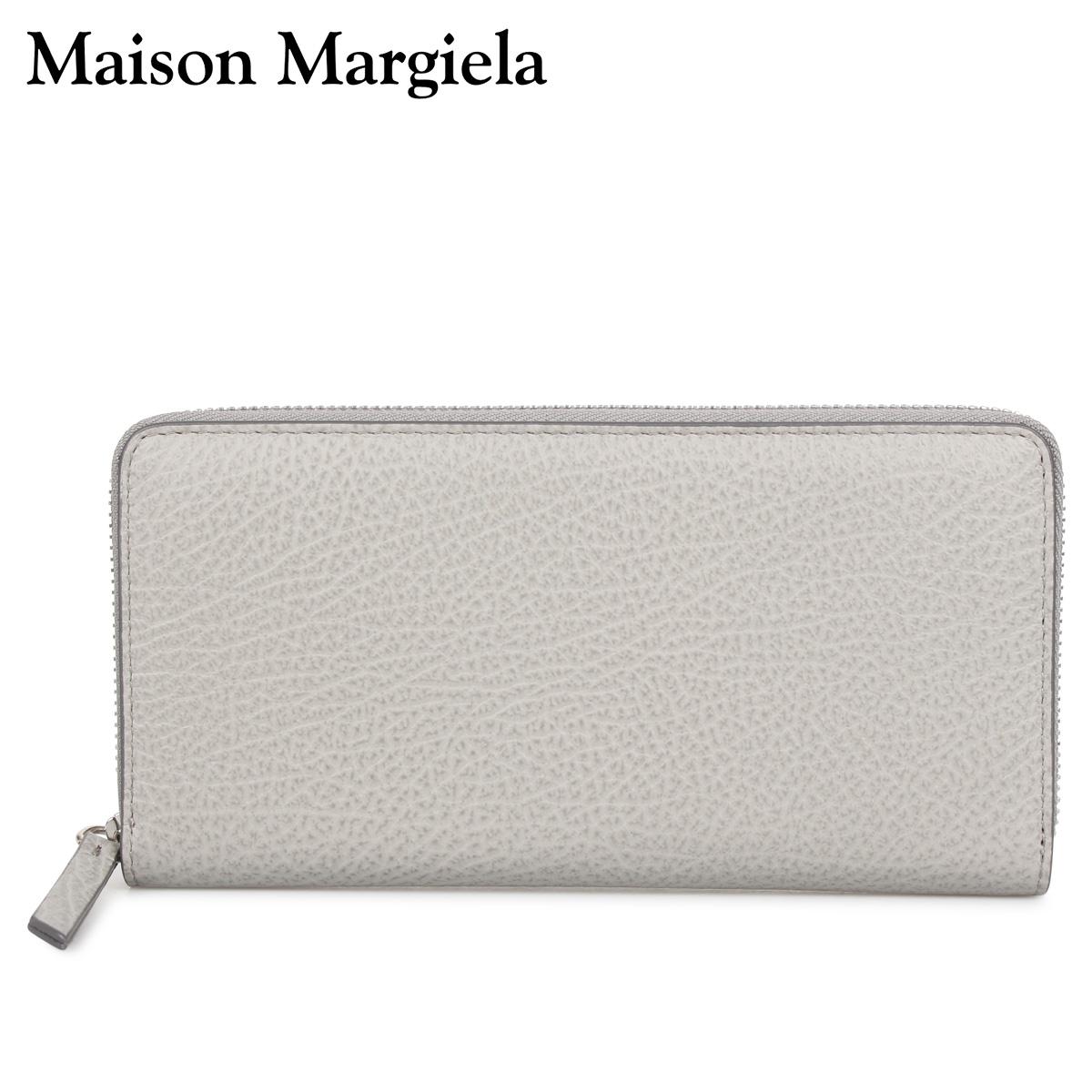 MAISON MARGIELA メゾンマルジェラ 財布 長財布 メンズ レディース LONG WALLET グレー S56UI0110 [3/12 新入荷]