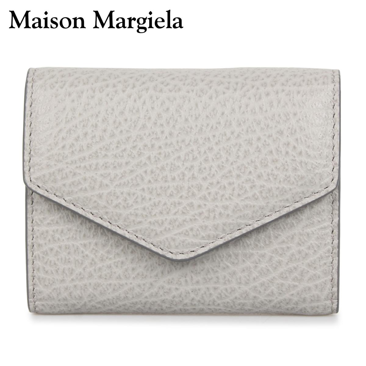MAISON MARGIELA メゾンマルジェラ 財布 ミニ財布 メンズ レディース WALLET グレー S56UI0149 [3/12 新入荷]