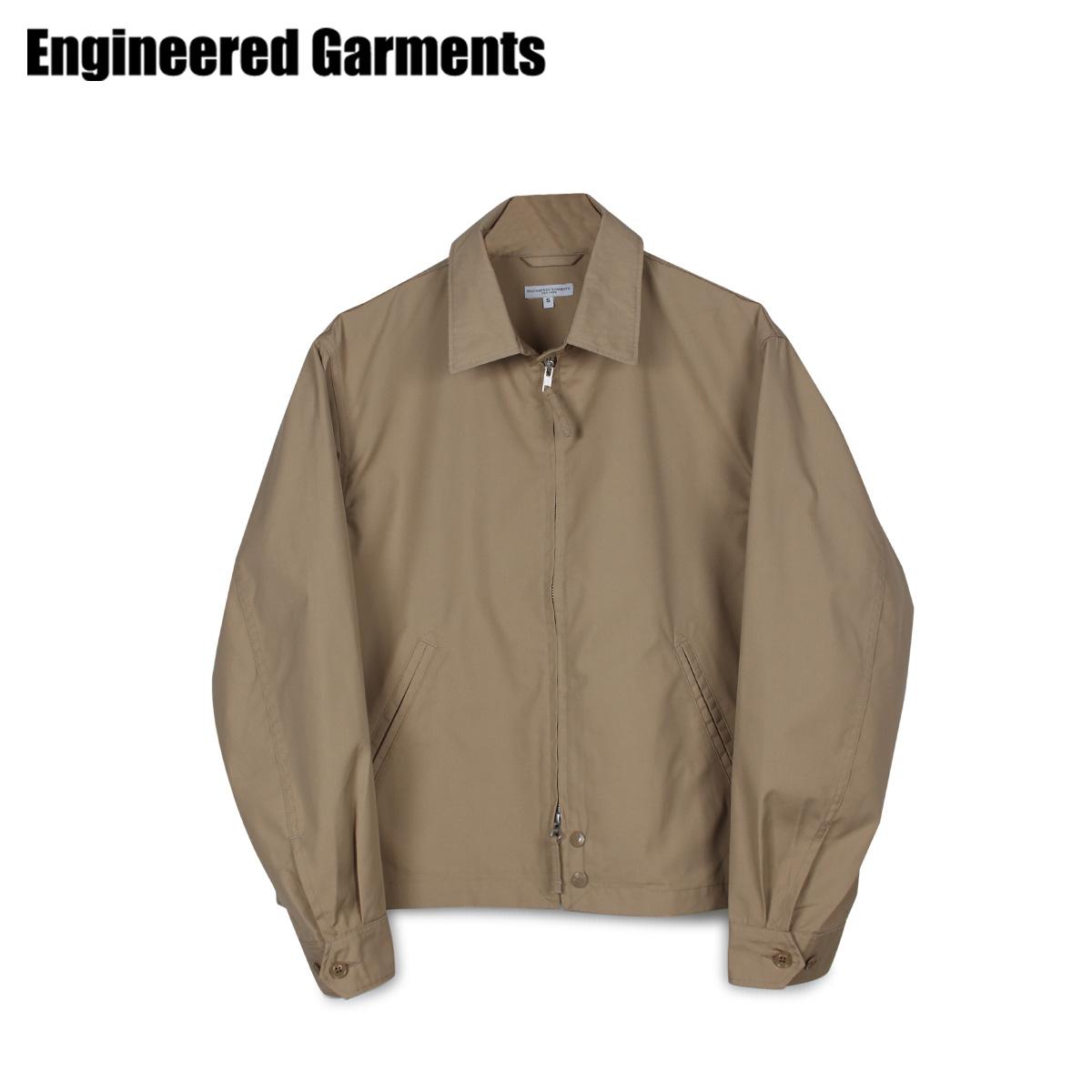ENGINEERED GARMENTS エンジニアドガーメンツ ジャケット メンズ CLAIGTON JACKET カーキ 20S1D026
