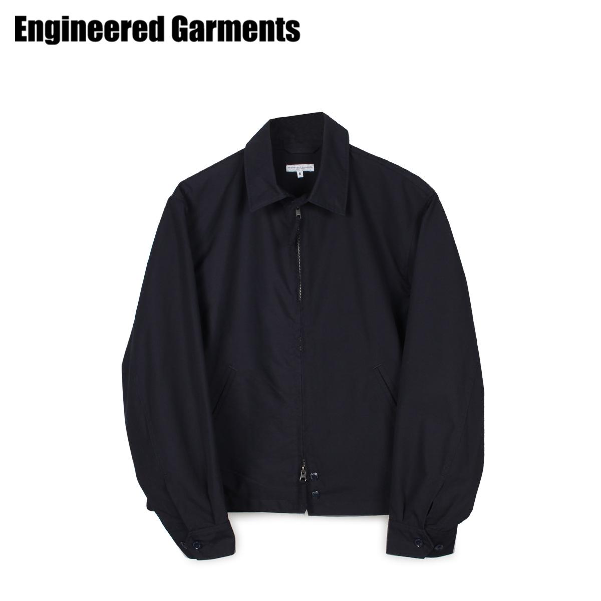 ENGINEERED GARMENTS エンジニアドガーメンツ ジャケット メンズ CLAIGTON JACKET ネイビー 20S1D026
