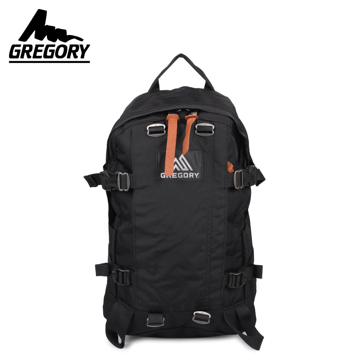 GREGORY グレゴリー リュック バッグ バックパック メンズ レディース 24L ALL DAY V2 ブラック 黒 131365-1041 [4/21 新入荷]