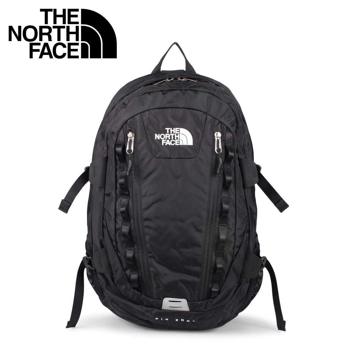 THE NORTH FACE ノースフェイス リュック バッグ バックパック ビッグショット メンズ レディース 32L BIG SHOT CLASSIC ブラック 黒 NM72005 [4/17 新入荷]