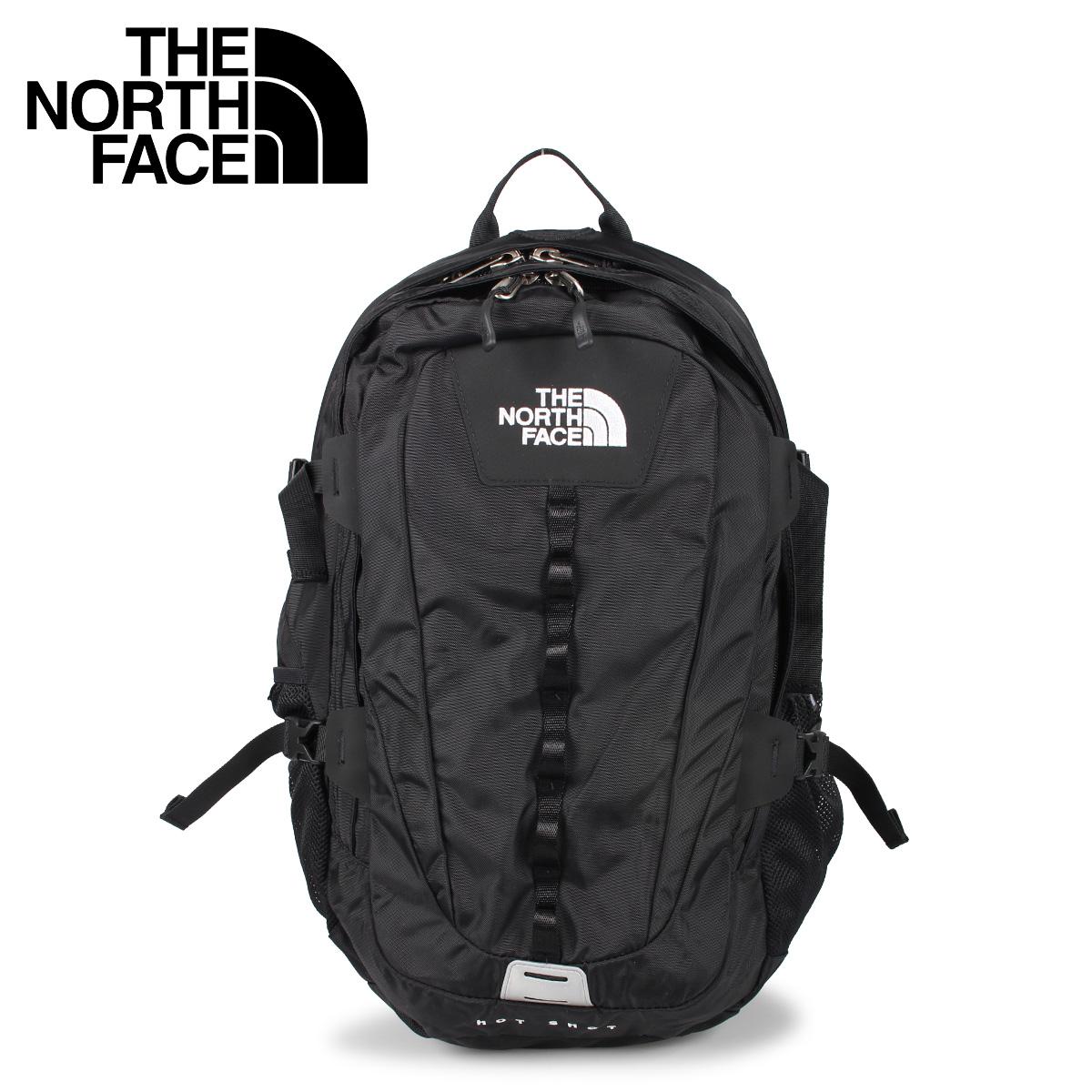 THE NORTH FACE ノースフェイス リュック バッグ バックパック ホットショット メンズ レディース 26L HOT SHOT CLASSIC ブラック 黒 NM72006 [4/17 新入荷]
