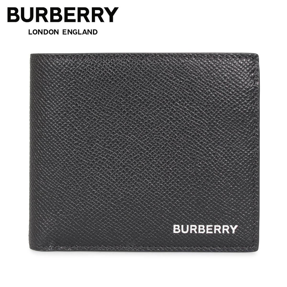 経典ブランド BURBERRY バーバリー 財布 二つ折り メンズ CC BILL COIN ブラック 黒 8014656, 樹液シートショップ エスポアール 6c08a71a