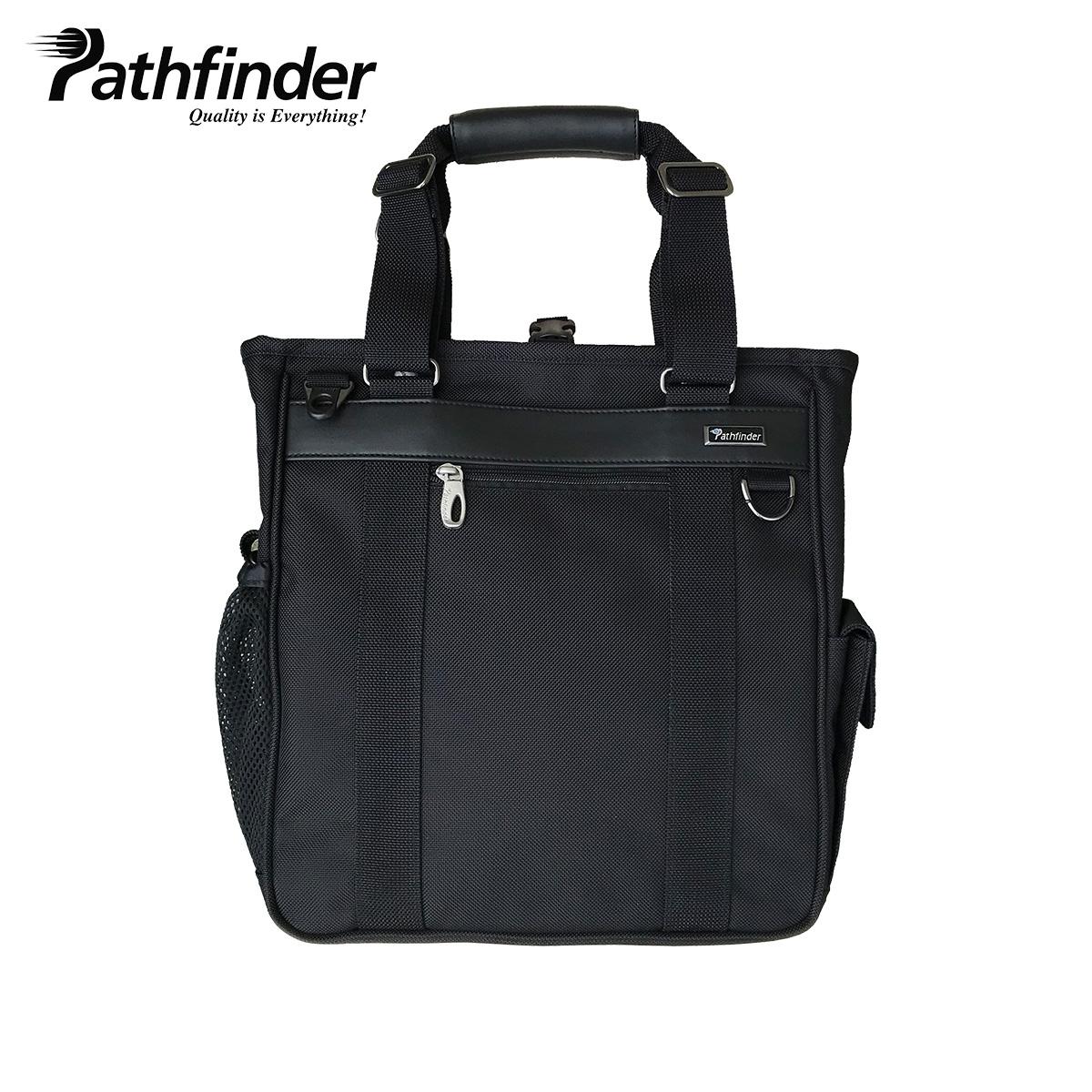 海外最新 Pathfinder パスファインダー トート バッグ ビジネスバッグ メンズ REVOLUTION XT ブラック 黒 PF6817B, ブランド古着の買取販売STAY246 b00cfa72
