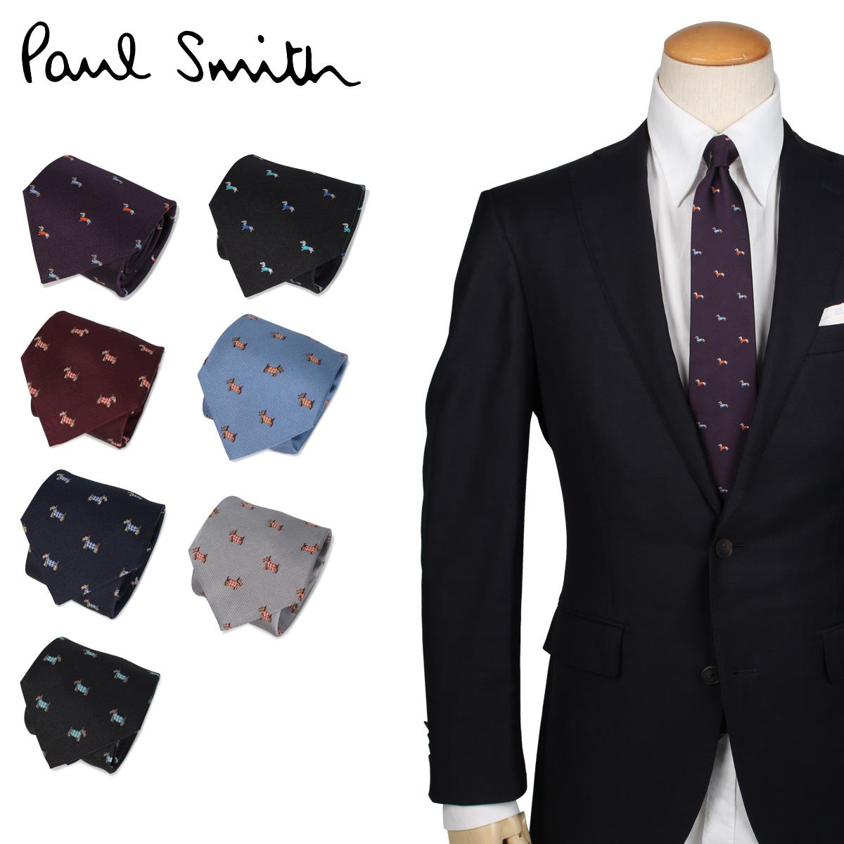 美しい Paul Smith ポールスミス イタリア製 ネクタイ メンズ イタリア製 シルク ポールスミス ビジネス ネクタイ 結婚式 TIE, 西松屋チェーン:19d65d5c --- kanvasma.com