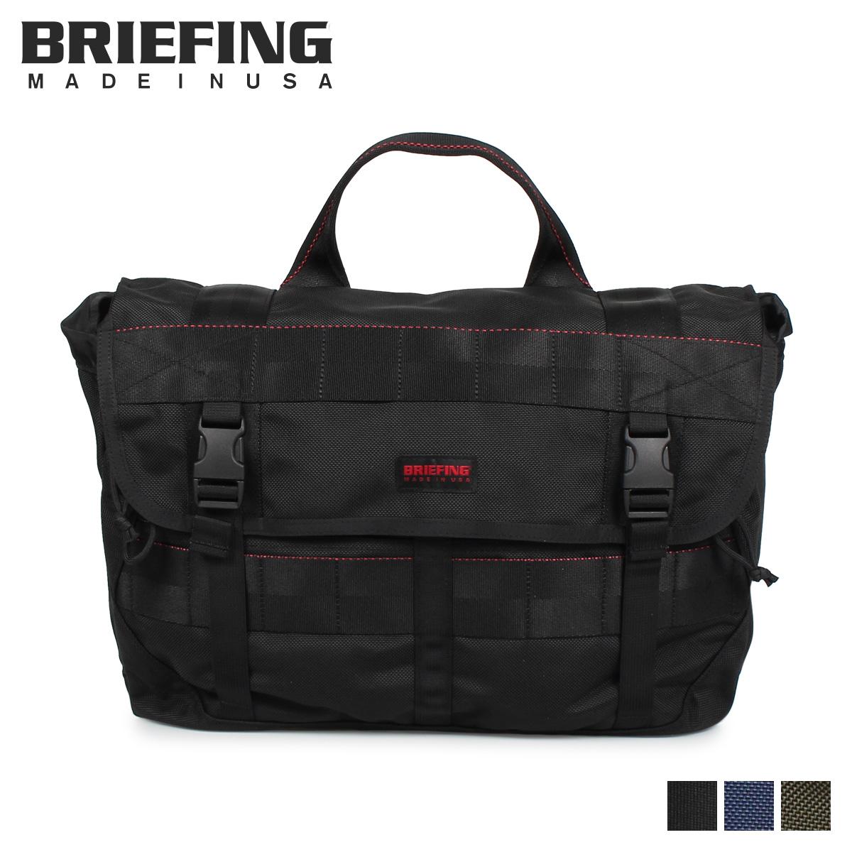 BRIEFING ブリーフィング グラスホッパー バッグ ショルダーバッグ メッセンジャーバッグ メンズ GRASSHOPPER SHOULDER BAG ブラック 黒 ネイビー カーキ 402219