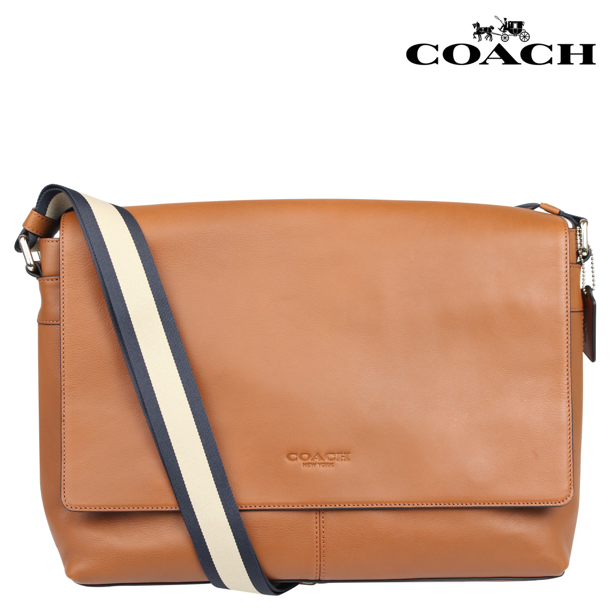 8d3d79a84667 ... where can i buy coach coach mens messenger bag shoulder bags f71726  saddle sullivan leather messenger