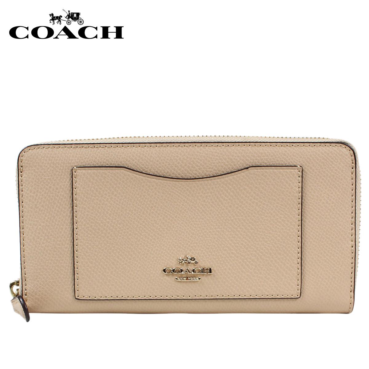 ... coupon code for coach coach wallets purse f54007 beige womens 5d6a2  d6d06 7ec75ca6bb4b7